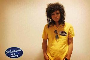Prattyoda Bhayangkara Oda Indonesian Idol 2012